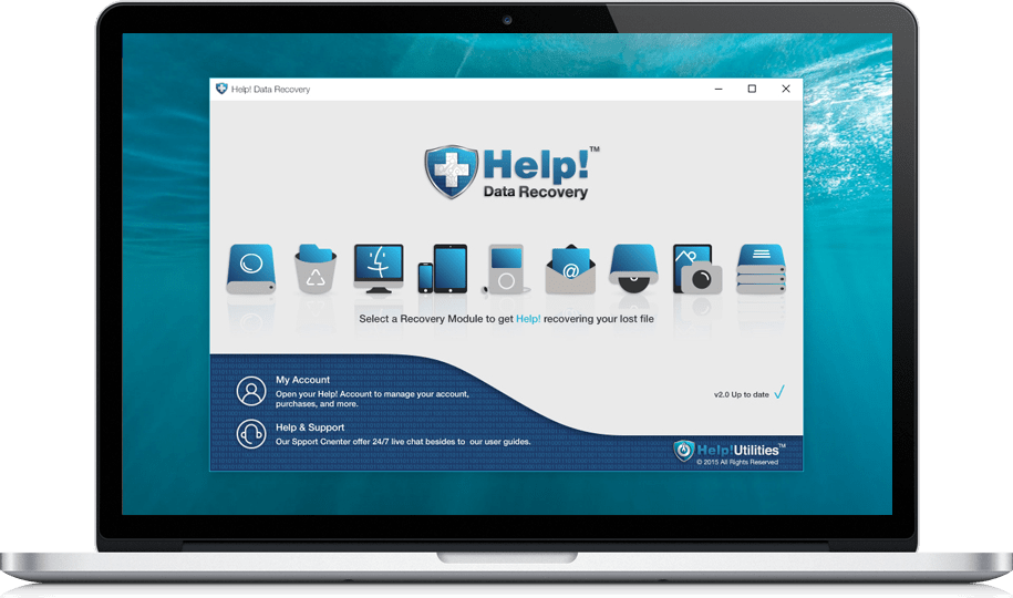 Help Data Recovery software Basic Version