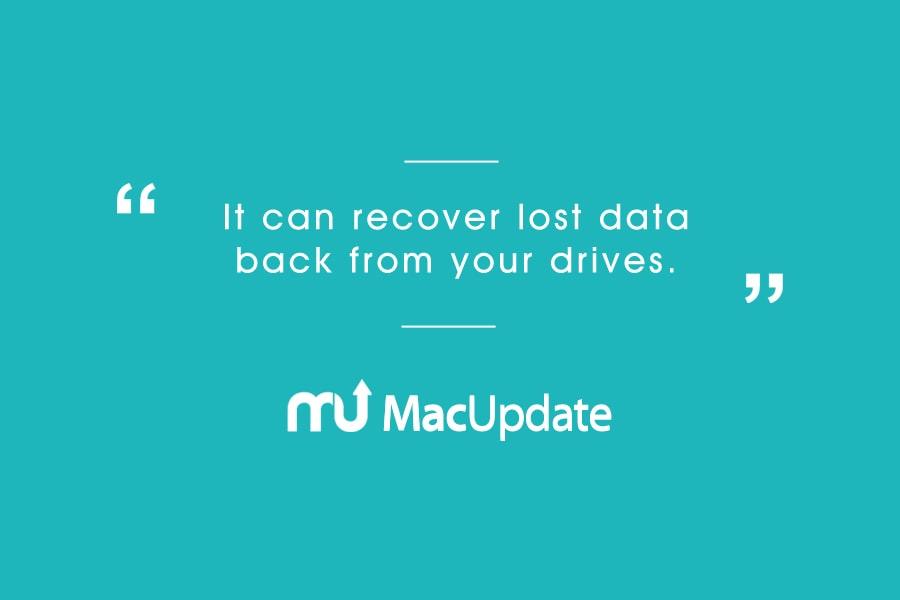 MacUpdate Free Utilities Data Recovery